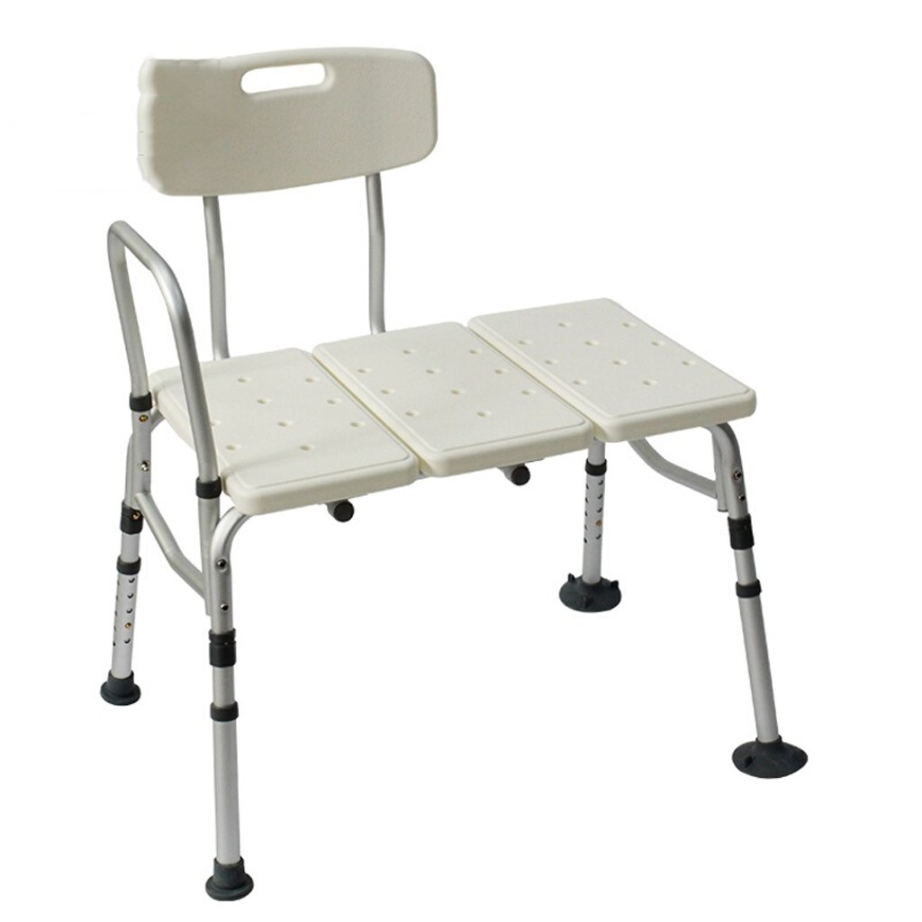 LXN 軽量高さ調節可能なシャワーチェア - 高齢者、妊婦、障害者に適用   B07D7M4DQW