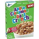 Apple Cinnamon Toast Crunch Cereal Box, 11.1 Ounce