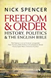Freedom and Order, Nick Spencer, 0340996242