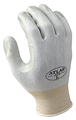 Showa Best SHOWA Atlas 370W Nitrile Palm Coating Glove, W...