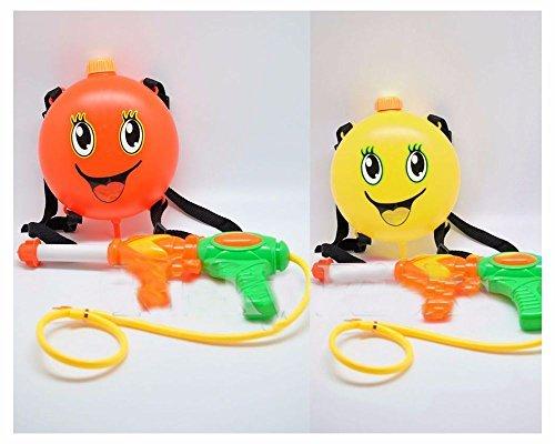 Water Gun Backpack Squirt Pool Toy Soaker Pressure Pump Spray Super Kids Blaster from Unbranded