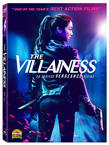 The Villainess [DVD] -  Jung Byoung-Gil, Kim Ok-Vin
