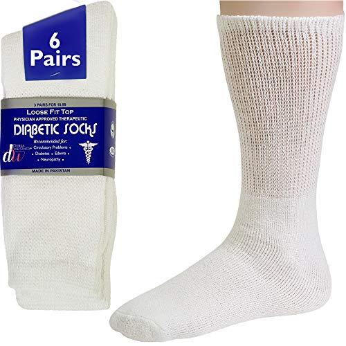 Diabetic Socks Womens Cotton