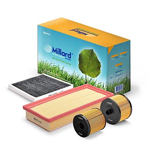 Millard Filters MZ-3274 Kit de Filtros para Automoviles