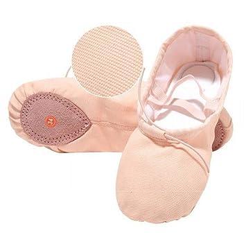 Dupeakya Zapatos de Ballet, Zapatos de Gimnasia de Yoga ...