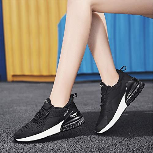 A Versione Donna Coreana Sneakers Di Sportive Da Volanti Uomo Sca Suola Marea Ginnastica Primavera Amanti Autunno Gli Per Suole Leggere Scarpe Comfort Linea Delle Tessuti C7qSO