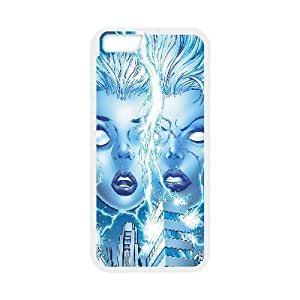 Storm X Men Comic iPhone 6 Plus 5.5 Inch Cell Phone Case White gift pp001_9475203
