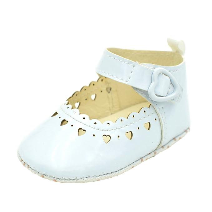 4c5d77b9e SamMoSon Zapatillas Patucos para niños niñas Botas de Niño Invierno Zapatos  De Bebé Niña Niño Recién Nacido Cuna Zapatos De Suela Suave Zapatillas  ...