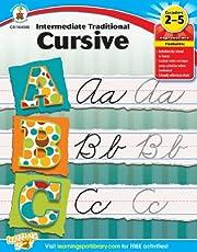 Intermediate Traditional Cursive, Grades 2 - 5