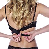 Women's Low Back Converter 2 Hook Backless Bra Strap Extender Perfect for a