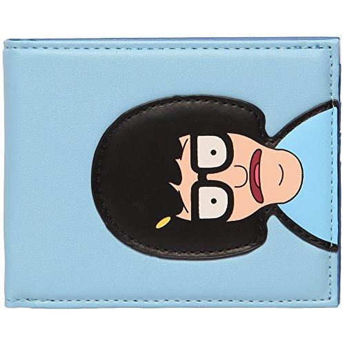 Bob's Burgers Tina Bifold Wallet]()