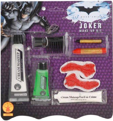 Deluxe Joker Make-Up Kit Costume Accessory