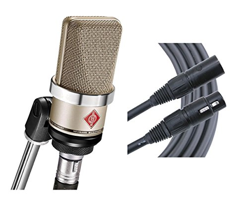 Neumann TLM 102 Nickel + Mogami Cable ()