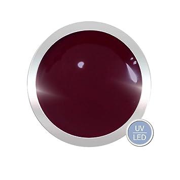 Farbgel Fur Gelnagel 5ml Uv Led Nagelgel Farbe Bordeaux Rot Gel