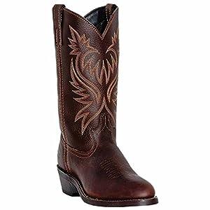 """Laredo Men's 12"""""""" Trucker Boot,Copper Kettle,13 EW US"""