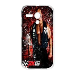 Personalized Creative WWE For Motorola G LOSQ411912