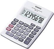 Casio Mini calculadora de Escritorio MW-5V con Pantalla Extra Grande