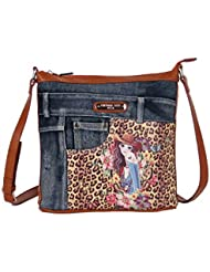 Nicole Lee Cross Body Bag, Sandra Camel, One Size