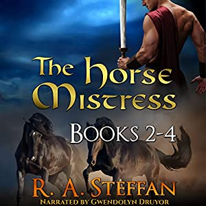 The Horse Mistress, Books 2 - 4 Audiobook