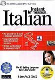 Learn How to Speak Talk Italian Language (8 Audio CDS) Listen in Your car