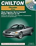 Total Car Care : Chrysler 1981-89 Cars, Chilton Automotive Editorial Staff, 1401880452