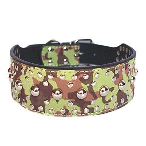Costume Design Courses Melbourne (Uniquorn 2017 New Fashion Dog Mushroom Nail Collar Pet Rivet Collar Pet Anti-Bite Leather Collar Pet Essential)