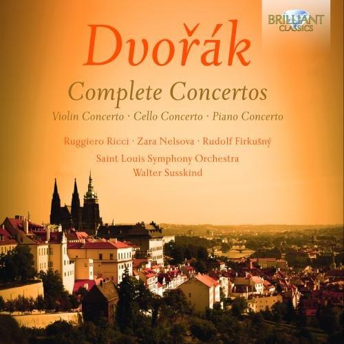 dvorak-complete-concertos