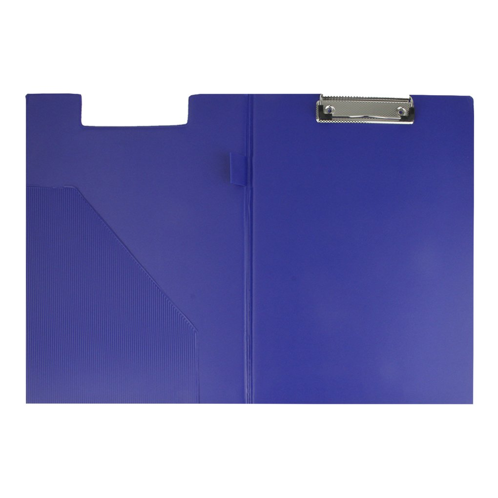 Clipboard Folder File Padfolio Clipboard A4 Lever Arch Files Document Project Folder Binder Storage Organizer with Pen Holder, Desktop Writing Notepad Clip Boards for Business, School & Office