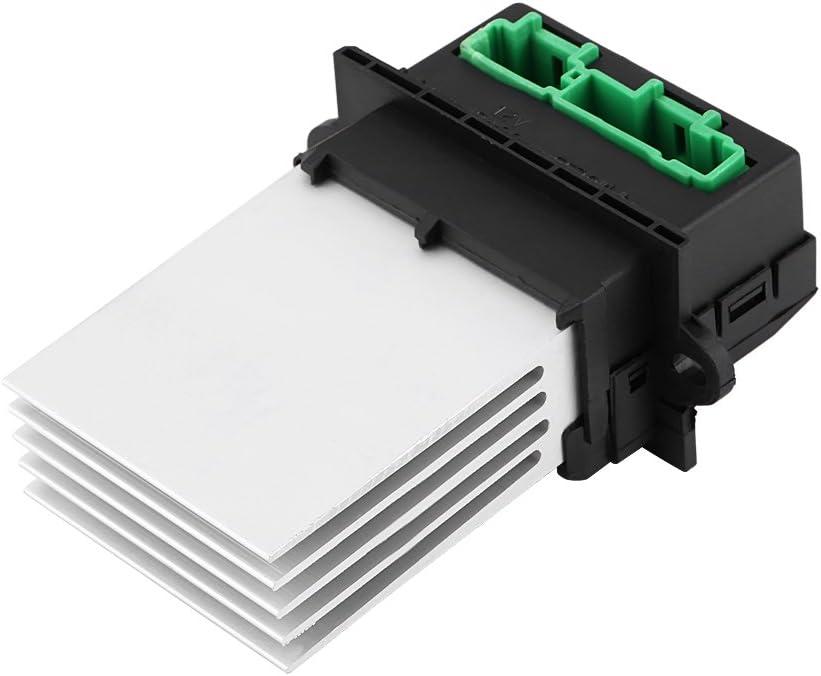gototop resistencia de calefacci/ón pulseur de aire Salpicaderos resistencia Radiador Motor del ventilador