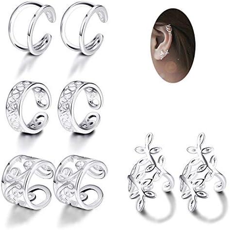 JOERICA Silver Earrings Cartilage Jewelry product image