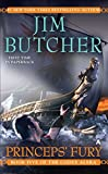 Book cover from Princeps Fury (Codex Alera) by Jim Butcher