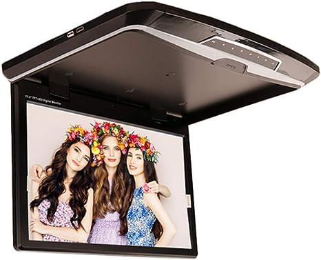RBTT Material ABS Monitor de TV para automóvil Tipo de Techo 17.3 Pulgadas TFT de Pantalla