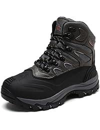 Men's Waterproof Winter Hiking Snow Boots