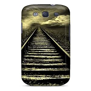 Quality AprilKStern Case Cover With Track Nice Appearance Compatible With Galaxy S3