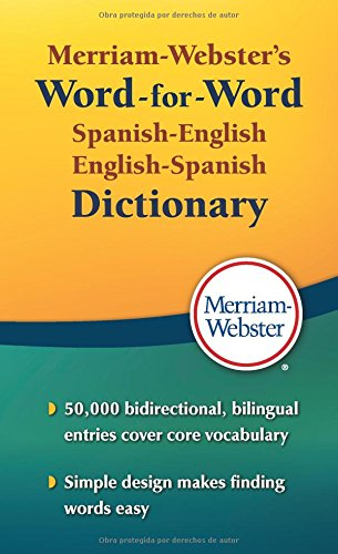 rd-for-Word Spanish-English Dictionary, New Book! 2016 copyright (Spanish and English Edition) ()