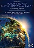 img - for Purchasing and Supply Chain Management: A Sustainability Perspective by Johnsen, Thomas, Howard, Mickey, Miemczyk, Joe 1st edition (2014) Paperback book / textbook / text book