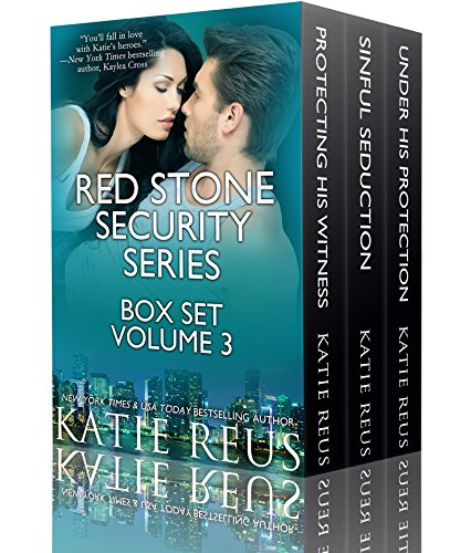 Red Stone Security Series Box Set: Volume 3 cover