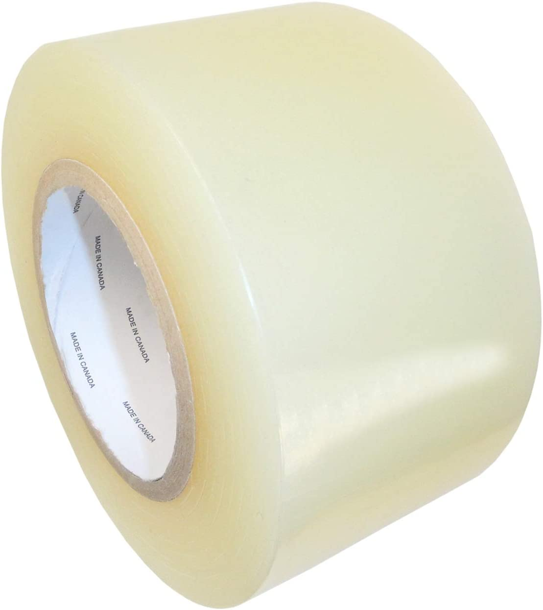 "T.R.U. Heavy-Duty Greenhouse Polyethylene Repair Weatherseal Film Tape. Long Term UV Exposure Ideal for Sealing and Seaming. (Clear, 2"" X 36 Yards)"