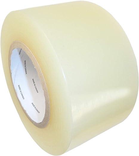 "SUPER CLEAR  PLASTIC VINYL  ~ GREENHOUSES ~ HEAVY DUTY  54/"" x 40 yds x 20 mil"