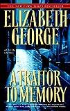A Traitor to Memory, Elizabeth George, 0553386018