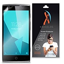 XShields© High Definition (HD+) Screen Protectors for Alcatel OneTouch Flash 2 (Maximum Clarity) Super Easy Installation [4-Pack] Lifetime Warranty, Advanced Touchscreen Accuracy