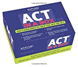 Kaplan ACT in a Box, Kaplan Higher Education Staff, 1607144786