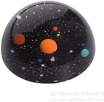 remote.S Pisapapeles De Hemisferio De Cristal Sistema Solar ...