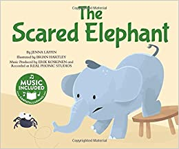 Amazon com: The Scared Elephant (Me, My Friends, My