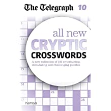 The Telegraph: All New Cryptic Crosswords 10