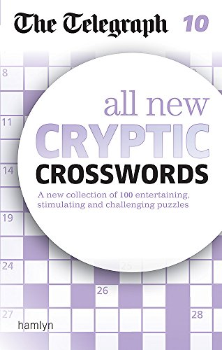 The Telegraph: All New Cryptic Crosswords 10 (Telegraph Puzzle Books)
