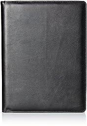 Dopp Men\'s Cal-Q Writing Pad, black, One Size