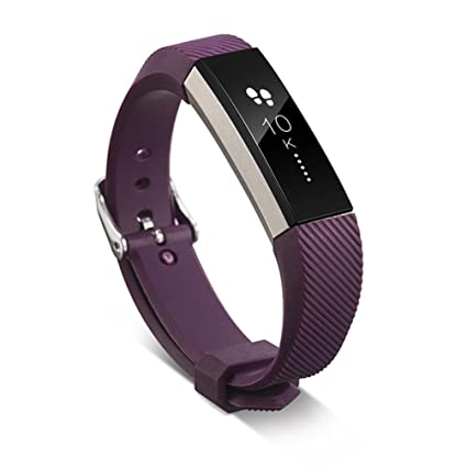 Diadia Fitbit Alta HR/Alta Band - Correa de Silicona de Repuesto para Reloj Inteligente