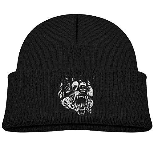 (Terrible Bear Claw Knit Hat Beanie Cap Skull Caps Trendy Boys Baby)