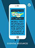 img - for Wordpress Simpleton: Essential Resources for Artists, Designers & Entrepreneurs book / textbook / text book